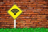 Wi-fi Internet Symbo