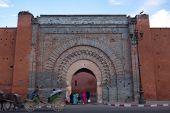 Kasbah Entrance
