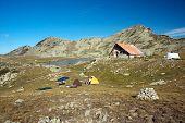 Camping In Pirin