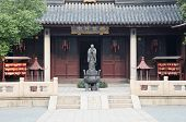 Confucian Temple In Shanghai