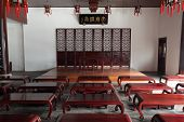Old Classroom, China
