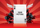 image of molly  - Poker Background - JPG