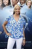 LOS ANGELES - SEP 17:  Kristen Renton arrives at the Warner Bros.' World Premiere of 'Dolphin Tale'