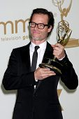 LOS ANGELES - SEP 18:  Guy Pearce in the Press Room at the 63rd Primetime Emmy Awards at Nokia Theater on September 18, 2011 in Los Angeles, CA