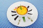 Mushroom en cocotte - french cuisine