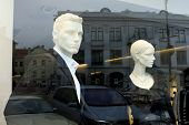 Two Mannequins