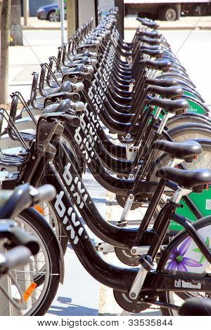 Toronto Public Bikes