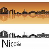 Nicosia Skyline