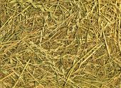 a straw texture background