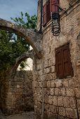 Street Of Rhodos