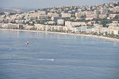 picture of parasailing  - Parasailing Adventure At Nice - JPG