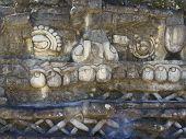 Caracol Mian ruína