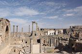 picture of euphrat  - Ruins of old cities  - JPG