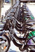 Toronto öffentlichen Fahrräder