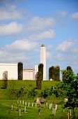 The Armed Forces Memorial At The National Memorial Arboretum, Alrewas, Staffordshire, Uk, Europe. poster
