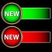 New Icons
