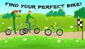 Find your perfect bike!