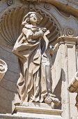 Постер, плакат: Церковь Святой Ирины Лечче Апулия Италия