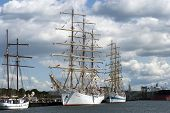 Open Tall Ships City