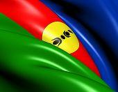 Flag Of New Caledonia