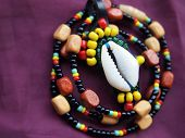 Hand Made Ugandan Friendship Necklace