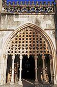 Portugal, Batalha: Famoso Mosteiro da Batalha