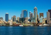 Seattle Skyline, Washington State