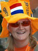 Model In Orange