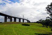 The West Gate Bridge In Melbourne, Australia