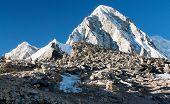 Kala Patthar view point of Mount Everest - Nepal