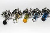 Automobile bulb standard H 4