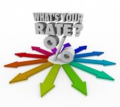What's Your Rate Interest Investment Percentage ROI