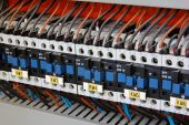 Electrical Relays Breakers And Ballasts  For Electricity