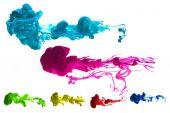 underwater ink