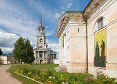 Torzhok. Tver Region. Borisoglebsky Monastery