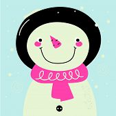 Snowman_pink.eps