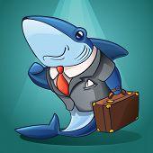Successful Shark Business