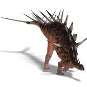 Giant Kentrosaurus Dinosaur