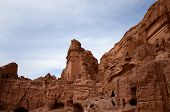 Jordan, Petra, the ancient city in the rocks