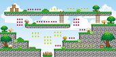 2D Tileset Platform Game 45.eps