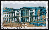 Postage Stamp Germany 2000 Landtag Of Saarland