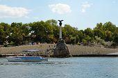 Monument To Sunken Ships, Sevastopol