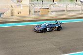 Yas Marina Racing Circuit Sports Car Racing in Abu Dhabi