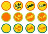 E-shop Offer Buttons