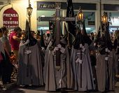 Valladolid Good Friday Night 2014 09