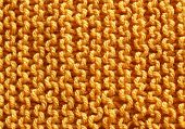 Knitted Garter Stitch