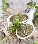 Heap Of Winter Savory