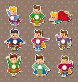 Superman Stickers