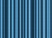 picture of lace-curtain  - A blue silk curtain with lace effect for use as a backdrop background or texture - JPG
