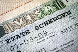stock photo of olympiade  - Schengen visa - JPG
